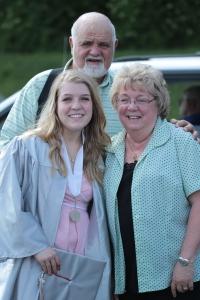 Abby's grad