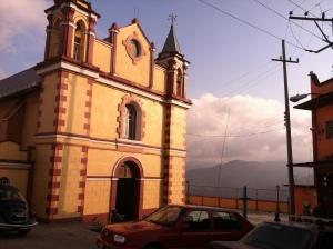 Oaxaca Mountains