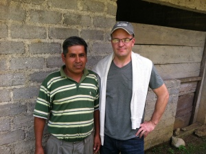 Pastor and Heroes of the Oaxaca Mountains