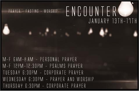 Prayer, Worship, Fasting, Jesus.
