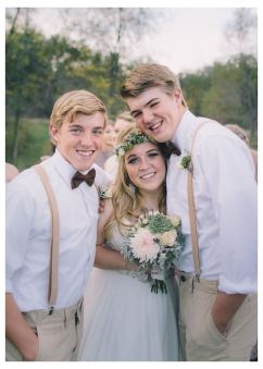 Levi, Abigail, and Levi